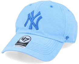 New York Yankees Boathouse Clean Up Bay Blue Adjustable - 47 Brand