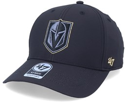 Vegas Golden Knights Mvp Momentum Black/Gold Adjustable - 47 Brand