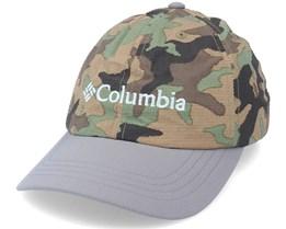 Tech™ Ball Cap Camo/City Grey Dad Cap - Columbia