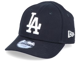 Los Angeles Dodgers 9Forty League Essential Black/White Adjustable - New Era