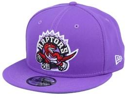 Toronto Raptors Team Basic 9Fifty Purple - New Era