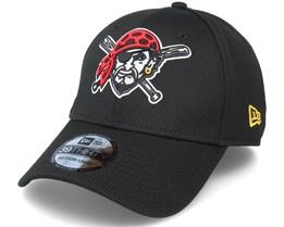 Pittsburgh Pirates Of Clubhouse MLB Black 39Thirty Flexfit - New Era
