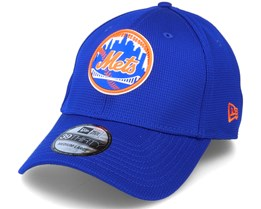 New York Mets Of Clubhouse MLB Royal Blue 39Thirty Flexfit - New Era
