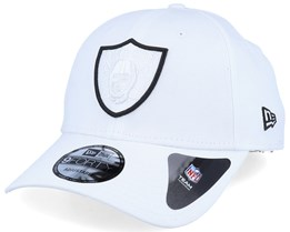 Oakland Raiders 9Forty White/Black Adjustable - New Era