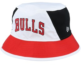 Chicago Bulls Team 2 White/Red Bucket - New Era
