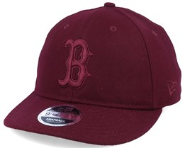 Boston Red Sox Retro-Crown 9Fifty Maroon Adjustable - New Era
