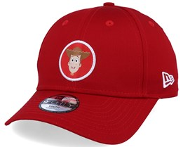 Kids Toy Story 9Forty Woody Red Adjustable - New Era