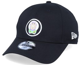 Kids Toy Story 9Forty Buzz Black Adjustable - New Era
