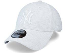 New York Yankees Jersey Pack 9Forty Heather Grey Adjustable - New Era