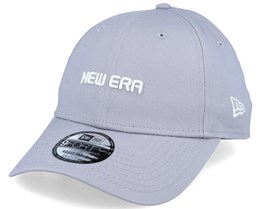 Essential 9Forty Grey/White Adjustable - New Era