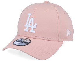 Los Angeles Dodgers Essential 9Forty Peach/White Adjustable - New Era