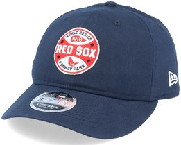 Boston Red Sox Cooperstown 9Fifty Navy Adjustable - New Era