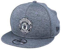 Manchester United SP20 Sport 9Fifty Heather Dark Grey Snapback - New Era