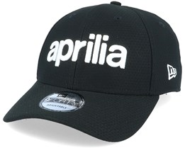 Sp20 Sport 9Forty Aprilia Black/White Adjustable - New Era