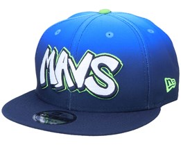 Dallas Mavericks 9Fifty Navy/Blue Snapback - New Era