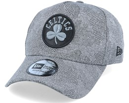 Boston Celtics Engineered Plus Dark Grey/Black Trucker - New Era