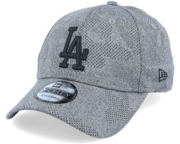 Los Angeles Dodgers Engineered Plus 9Forty Grey/Black Adjustable - New Era