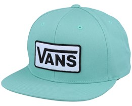 Patch Dusty Jade Green Snapback - Vans