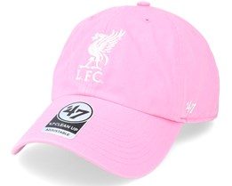 Liverpool Liverpool Fc Clean Up Rose Dad Cap - 47 Brand