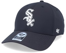 Chicago White Sox Mvp Momentum Black/White Adjustable - 47 Brand