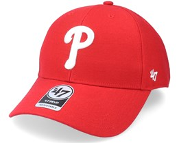 Philadelphia Phillies Mvp Red Adjustable - 47 Brand