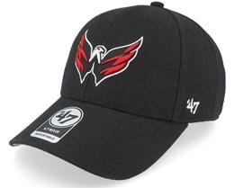 Washington Capitals Mvp Black/Red Adjustable - 47 Brand