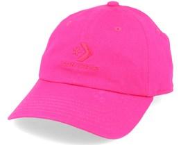 Lock Up Baseball Cerise Pink Adjustable - Converse