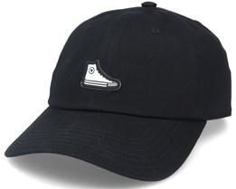 Chuck Novelty Baseball Black Dad Cap - Converse