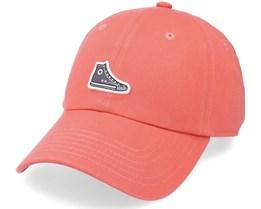 Chuck 70 Baseball Mpu Terracotta Pink Dad Cap - Converse
