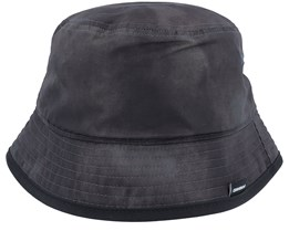 Washed Hat Black Bucket - Converse
