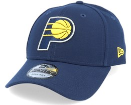 Indiana Pacers The League Navy/Yellow Adjustable - New Era