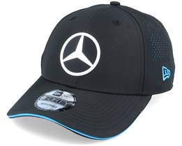 Mercedes Replica Performance 9Forty Black Adjustable - New Era
