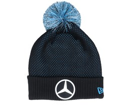 Replica Beanie EQ Black Pom - New Era