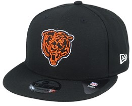 Chicago Bears NFL 20 Draft Official 9Fifty Black Snapback - New Era