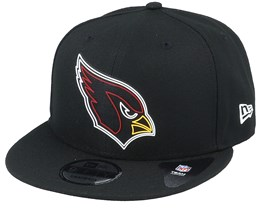 Arizona Cardinals NFL 20 Draft Official 9Fifty Black Snapback - New Era