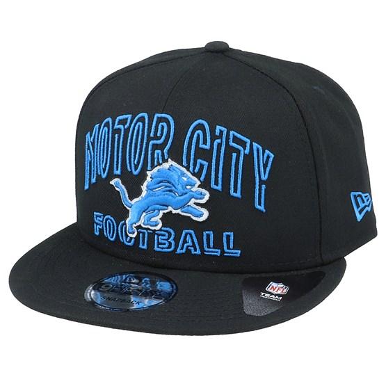 NFL Detroit Lions weiß New Era Basic Shirt