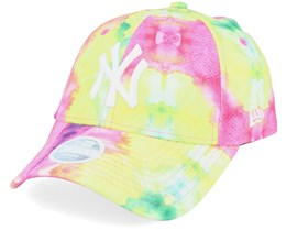 New York Yankees Womens Contemporary 9Forty Multicolor Adjustable - New Era