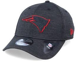 New England Patriots Shadow Tech 3930 Neepat Black/Red Flexfit - New Era