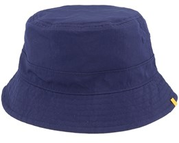 Cotton Canvas Navy Bucket - New Era