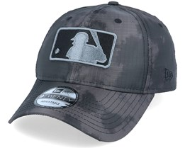 MLB Stealth 9Twenty MLB Logo Black Adjustable - New Era