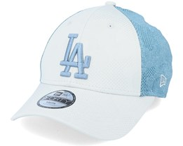 Kids Los Angeles Dodgers Engineered Plus 9Forty Stone/Blue Adjustable - New Era