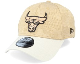 Chicago Bulls Engineered Plus 39Thirty Stone Flexfit - New Era