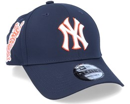 New York Yankees 9Forty MLB Korean Navy Adjustable - New Era