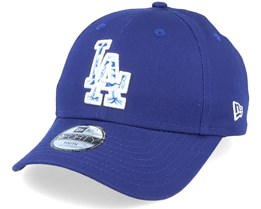 Kids Los Angeles Dodgers 9Forty Infill Blue/Pattern Adjustable - New Era