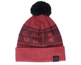 Big Logo Cinna Red/Black Pom - Under Armour
