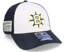Boston Bruins True Classics Structured Black Adjustable - Fanatics