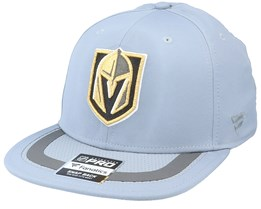 Vegas Golden Knights Authentic Pro Home Ice Grey Snapback - Fanatics