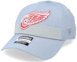 Detroit Red Wings Authentic Pro Home Ice Grey Adjustable - Fanatics