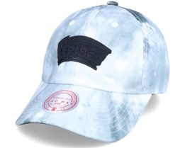 San Antonio Spurs Cool Head Hwc Multi Dad Cap - Mitchell & Ness