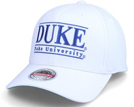 Duke U. Allumni White Adjustable - Mitchell & Ness